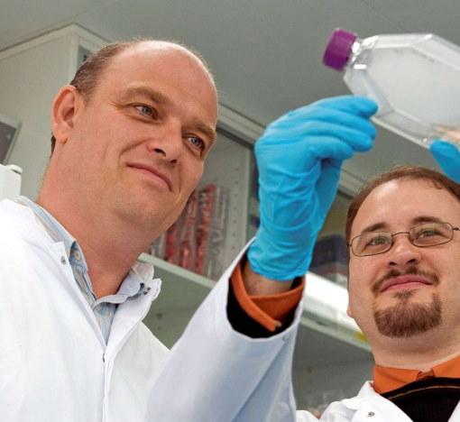 Das Oncotrition-Team: Oelkrug & Schubert